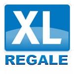 XL REGALE Lagerregale Schwerlastregale Palettenregale-Logo